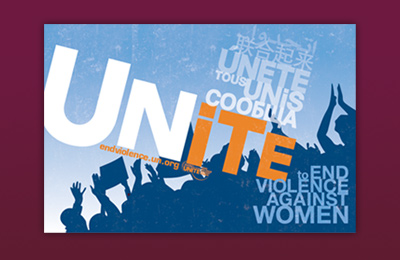 unite end violence against women